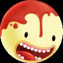Freaky Head Emoticon