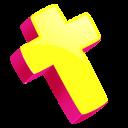 Cross Emoticon
