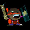 Cog Spartan Emoticon