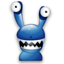 Monster 3 Emoticon