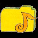 Osd Folder Y Music Emoticon