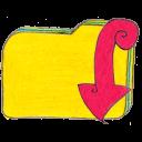 Osd Folder Y Downloads Emoticon
