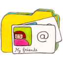 Osd Folder Y Contacts Emoticon