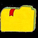Osd Folder Y Bookmarks 2 Emoticon