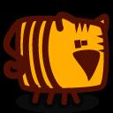 Tiger Emoticon