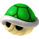 Shell Green Emoticon