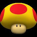 Mushroom Mega Emoticon