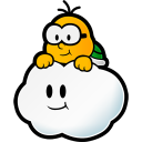 Lakitu Emoticon