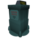 Futurama Suicide Booth Emoticon
