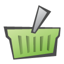 Shopping Basket Emoticon