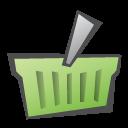 Shopping Basket Emoticon