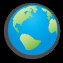 Globe Emoticon
