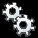 Gears Emoticon
