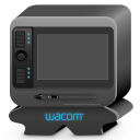 Monster Wacom Emoticon
