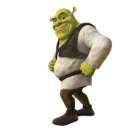 Shrek 4 Emoticon