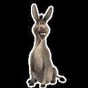 Donkey 3 Emoticon