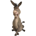 Donkey Emoticon