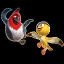 Nico And Pedro Emoticon