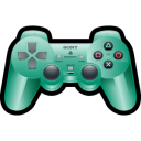 Sony Playstation Green Emoticon