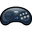 Sega Mega Drive Alternate Emoticon