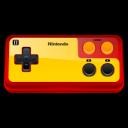 Nintendo Family Computer Player 2 Emoticon