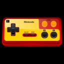 Nintendo Family Computer Player 1 Emoticon