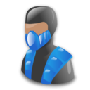 Mortal Kombat 2 Emoticon
