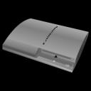 Playstation 3 Silver Emoticon