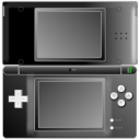 Nintendo Ds Black Emoticon