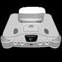 Nintendo 64 Silver Emoticon