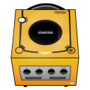 Gamecube Orange Emoticon