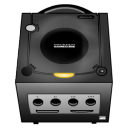 Gamecube Black Emoticon