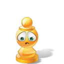 Pawn Yellow Emoticon