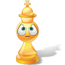 King Yellow Emoticon