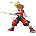 Sora Valor Form Emoticon