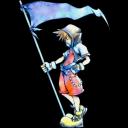Sora Flag Emoticon