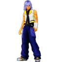 Riku Kingdom Hearts II Emoticon
