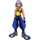 Riku Kingdom Hearts Emoticon
