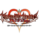 Kingdom Hearts 358 2 Days Logo Emoticon