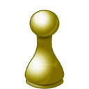 White Pawn Emoticon