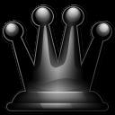 Black Queen 2d Emoticon