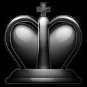 Black King 2d Emoticon