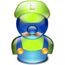 Luigui Emoticon