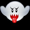Boo Emoticon