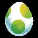 Yoshis Egg Emoticon