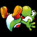 Yoshi Emoticon