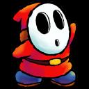 Shyguy Red Emoticon