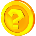 Question Coin Emoticon