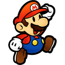 Paper Mario Emoticon