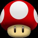 Mushroom Super Emoticon
